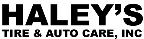 Haley's Tire & Auto Care Inc